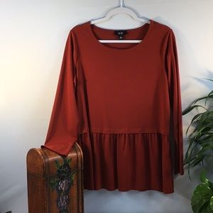 🎋🍁🎋AGB Pull On Blouse🎋🍁🎋
